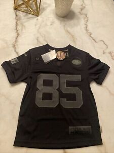*NEW* Youth 49ers George Kittle Black 2020 Salute to Service Game Jersey Small