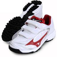 Details about  /Mizuno Japan Baseball Schuhe Wave Auswahl Nine Softball Umpire 11GP1922 Weiß-rot