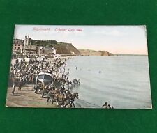 Teignmouth Lifeboat Day Devon Postcard Posted 10/08/1907