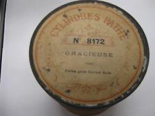 Pathe Salon Phonograph Cylinder #8172 in Original Box