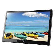 """AOC I1659FWUX 16"""" LED LCD Monitor - 16:9 - 25 ms"""