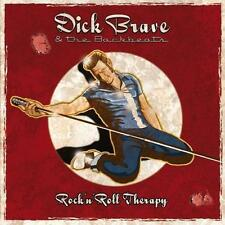 CD Dick Brave & the Backbeats Rock´n Roll Therapy Sasha