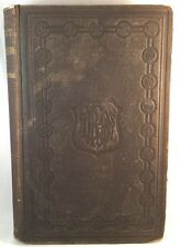 The Count of Monte Cristo, Alexander Dumas - T.B. Peterson and Brothers 1869