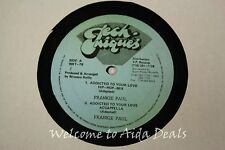 Frankie Paul, Addicted to your Love LP (VG) 12""