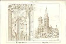 1887 Lisieux Church St Pierre Exterior View Crossing Ra Rix Artwork
