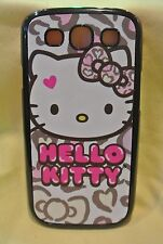 USA Seller Samsung Galaxy S3 III  Anime Phone case Cover Cute hello kitty