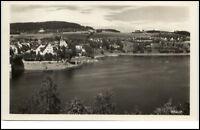 Saalburg Saale Thüringen DDR AK 1953 Stausee der Bleichloch Saale Talsperre