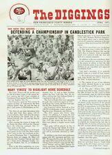 "SF 49er Newsletter,""The Diggings"", June 1971"