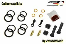 Yamaha XJ 600 S Diversion 1998 1999 2000 98 99 00 front brake caliper seal kit