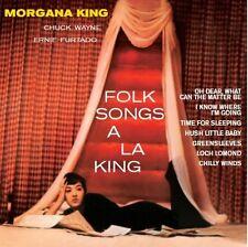 MORGANA KING/FOLK SONGS A LA KING(ltd.paper sleeve [CD])