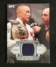 2014 TOPPS UFC KNOCKOUT GEORGES ST-PIERRE RELIC CARD 188/188