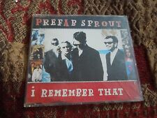 Prefab Sprout I Remember That RARE CD Single