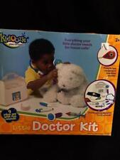 Kidoozie Little Doctor Kit Toy Includes Stethoscope Blood Pressure Gauge & More