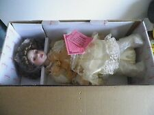 Show Stoppers Florence Maranuk doll (Abigail) W/Coa and box