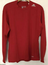 Adidas Base Red  Compression T- Shirt Size 2XL