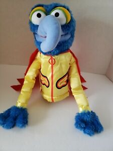 Disney Gonzo Hand Puppet Plush Muppets Most Wanted FAO Schwarz Excls (Toys'R US)
