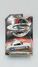 Hot Wheels - G Machines - 1:50 scale - '70 Chevy Chevelle - 10/11 - White - NOS!