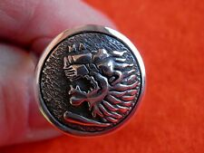 David Yurman Sterling Silver Petrvs Lion Signet Men's Ring Size 10.25