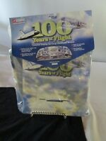 CORGI 100 YEARS OF FLIGHT Timeline Showcase Model Display C590154