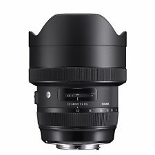 Sigma 12-24mm f/4 DG HSM Art Lens (for Nikon) *NEW* *SIGMA USA WARRANTY*