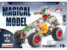 Iron Commander Metal Construction Kit Magical Model - Fighter Quad - 226 Pcs