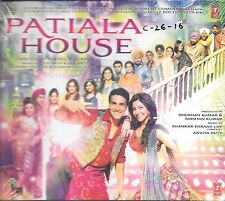 PATIALA HOUSE - BRAND NEW BOLLYWOOD SOUNDTRACK CD SONGS - FREE UK POST