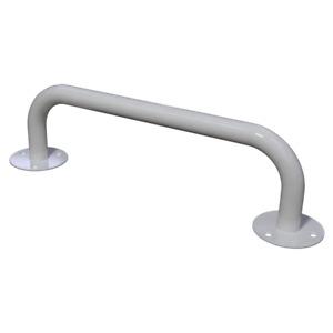 Haltegriff Duschgriff Badgriff Handlauf für barrierefreies Bad 60 cm weiß ⌀25 mm