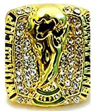 2014 GERMANY Soccer World Championship Ring SIZE 10.75