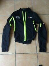 Summer Men's Mesh Motorcycle Jacket with CE Protection size M