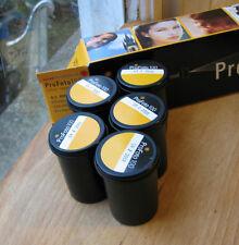 5x Kodak Profoto 100 35mm 36exp  C41 films OUTDATED 09/2002