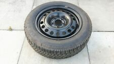 """Vauxhall 15"""" Steel Wheel 5 x 110 With 195/60/R15 Dunlop Tyre Excellent Tread"""