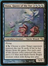 Oona, Queen of the Fae Shadowmoor PLD Blue Black Rare CARD (152075) ABUGames