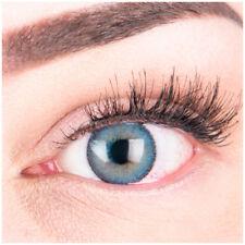 Farbige Silikon Kontaktlinsen Mit und Ohne Stärke weich Mirel natürlich deckend