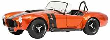 1 18 Solido AC Cobra 427 MKII Black/orange-metallic