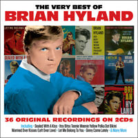 BRIAN HYLAND - THE VERY BEST OF - 2 CDS - NEW!!