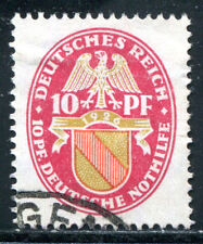 DR 1926 399X gest WZ KONTROLLE BPP unklarer STEMPELTEIL1200€(Z1128