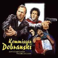 "KOMMISSAR DOBRANSKI 9 ""AMERIKANISCHE..."" CD HÖRBUCH NEU"