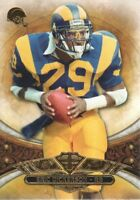 2013 Topps Triple Threads Football #36 Eric Dickerson Los Angeles Rams