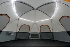 NEW 6-Person Sphere Dome Tent With Rope Light- 12 x 12, 84 Inch Center Height