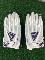 Team Issued Baltimore Ravens Adidas ADI154NFL AdiZero 7.0 2xl Football Gloves