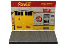 Diorama Coca-Cola Poitou Boissons - 3 inch | 1/64ème - #3in-2-L-L-009