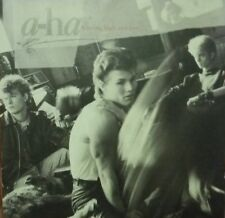 A-ha - Hunting High and Low ( Germany Pressed)