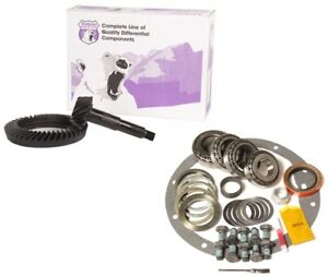 "1972-1998 GM 8.5"" CHEVY 10 BOLT 3.42 RING AND PINION MASTER KIT YUKON GEAR PKG"