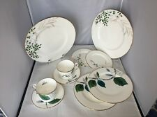NIB 2 Complete Kate Spade BIRCH WAY 5 Pc Place Settings in Original Boxes