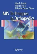 MIS Techniques in Orthopedics, All Amazon Upgrade, Medicine, Professional & Tech