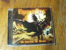 9µ?  CD Hammerfall No sacrifice No victory