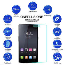 Genuine Shockproof Tempered Glass Screen Protector for OnePlus One Plus 1