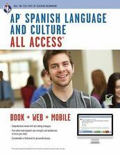 Advanced Placement (AP) All Access: AP Spanish Language and Culture by Research