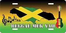 REGGAE MEK YAH