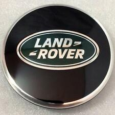 Land Rover Discovery 2,3,4 Freelander 1,2 alloy Wheel Center Cap X1 BLACK OEM